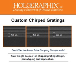Chirped grating