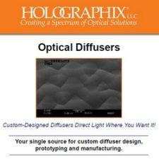 Optical diffuser Brochure
