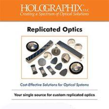 Replicated Optics