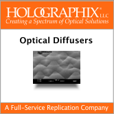optical diffusers brochure