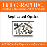 replicated optics brochure
