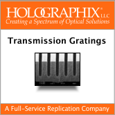 Transmission grating brochure
